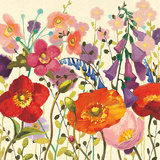 Couleur Printemps III Prints by Shirley Novak