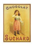Chocolat Suchard Metal Print