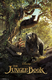 Disney: The Jungle Book- Character Cast Posters