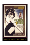 Breakfast at Tiffany's Metal Print