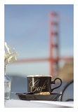 Dream Cafe Golden Gate Bridge 88 Prints by Alan Blaustein