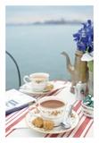Dream Cafe Golden Gate Bridge 68 Prints by Alan Blaustein