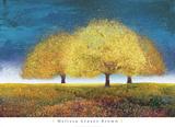 Dreaming Trio Plakaty autor Melissa Graves-Brown