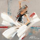 Dance Fusion II Prints by Kitty Meijering