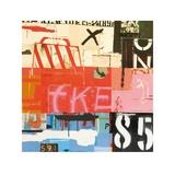 Cross-Fire Posters by Michael Jeffery