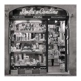 Dolci e Cantine Posters by Alan Blaustein