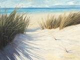 Dune Pathway Art by Caroline Atkinson