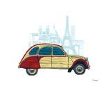 CV Paris Posters by Barry Goodman