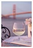 Dream Cafe Golden Gate Bridge 80 Prints by Alan Blaustein