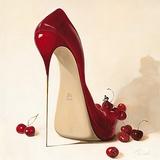 Cherry Love Kunst af Inna Panasenko