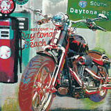 Daytona Beach Posters by Ray Foster