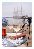 Dream Cafe Hyde St Pier 29 Prints by Alan Blaustein