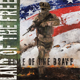Home of the Brave Prints by Jason Bullard
