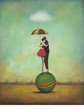 Circus Romance Posters af Duy Huynh