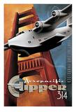 Clipper 314 Prints by Michael L. Kungl