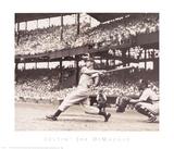 Joltin' Joe DiMaggio Affiches par  Bettmann/Corbis