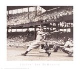 Joltin' Joe DiMaggio Prints by  Bettmann/Corbis