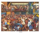 Hip Hoppers Plakater af Ernest Watson