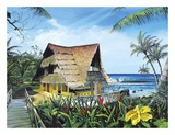 Hawaiian Hideaway Prints by Scott Westmoreland
