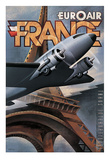 Euroair France Prints by Michael L. Kungl