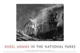 Half Dome, Blowing Snow, 1955 高画質プリント : アンセル・アダムス