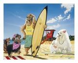 Hot Dawg Prints by Scott Westmoreland