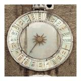 il Grande Orologio 5 Print by Alan Blaustein