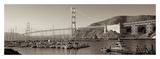 Golden Gate Bridge 34 Posters by Alan Blaustein