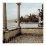 Giardino Vista Varenna 1 Prints by Alan Blaustein
