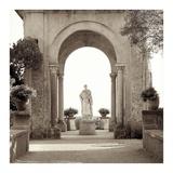Giardini Italiano 5 Art by Alan Blaustein