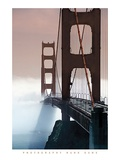 Golden Gate Bridge Posters by Hank Gans