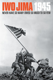 Iwo Jima, 1945 Prints by  Unknown