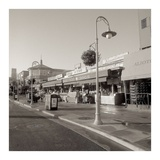 Fishermans Wharf 2 Poster by Alan Blaustein