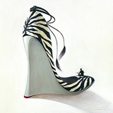 High Heels-Coolness Prints by Inna Panasenko