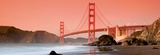 Golden Gate Bridge, San Francisco 2 Poster by Can Balcioglu