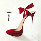 High Heels-Obsession Poster af Inna Panasenko