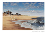 Hampton Beach Prints by Daniel Pollera