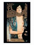 Gustav Klimt - Judith - Reprodüksiyon
