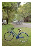 Japan Bicycle 8 Posters by Alan Blaustein