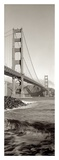 Golden Gate Bridge Pano 2 Posters by Alan Blaustein