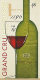 Grand Cru Rouge Posters by Sue Schlabach