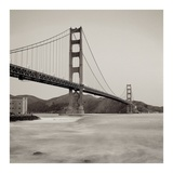 Golden Gate Bridge 34 Prints by Alan Blaustein