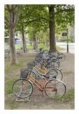 Japan Bicycle 12 Prints by Alan Blaustein