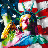 Liberty Art by Patrice Murciano