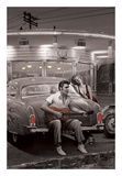 Legendary Crossroads Posters by Chris Consani