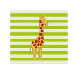 Nosey Giraffe Prints by Catherine Colebrook
