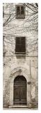 La Porta Via, Volterra Poster by Alan Blaustein