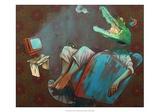 High & Lazy Poster af Bezt