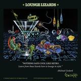 Lounge Lizards Posters av Michael Godard