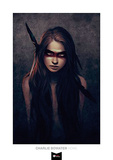 Howl Prints by Charlie Bowater